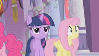 Discord talks to the ponies S2E01