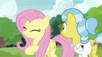 "Fluttershy ""with my help, of course"" S7E5"