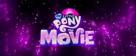 My Little Pony The Movie opening logo MLPTM