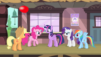 Pinkie Pie 'why wouldn't it' S4E11