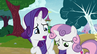 """Rarity """"I know you must be bored, darling"""" S7E6"""