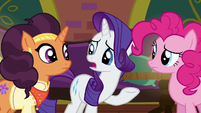 """Rarity """"quite a bit of work that needs to get done"""" S6E12"""