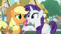"Rarity ""you're the most honest pony there is"" S7E9"