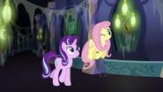 S06E21 Starlight i Fluttershy pomogły zwierzętom