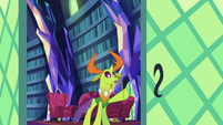 """Thorax """"but we didn't get to talk yet!"""" S7E15"""