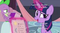 "Twilight ""I've made a lot of progress"" S9E17"