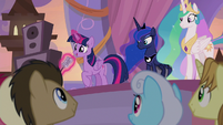 """Twilight """"today will be known as"""" S9E17"""