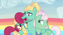 """Zephyr nervous """"I totally would"""" S6E11"""