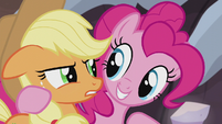 Applejack -the what findin' what now-- S5E20