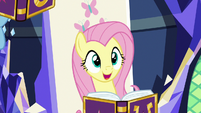 Fluttershy -I think that's a great idea- S7E14