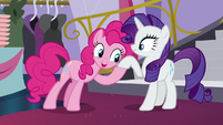"Pinkie ""and buffied"" S5E14"