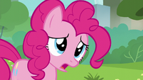 """Pinkie Pie """"what is it?"""" S6E3"""
