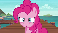 Pinkie Pie --we sure do-- S6E22