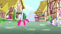 Pinkie Pie becomes depressed S4E12