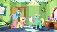 """Rainbow """"looks exactly like it's supposed to"""" S6E11"""