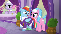 Rainbow --without my pampered muscle massage-- S6E10