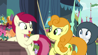 Rose -marigold, I should think!- S7E19
