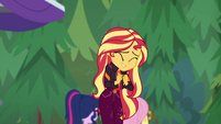"""Sunset Shimmer """"ruin this perfect day!"""" EGSBP"""