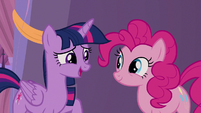 """Twilight """"I'm just glad we pulled it off"""" S9E17"""