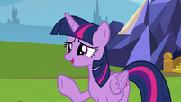 "Twilight ""you're doing great, Spike"" S8E24"
