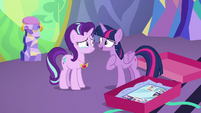 """Twilight Sparkle """"what comes next for you"""" S7E1"""