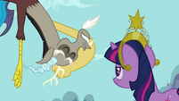 """Twilight and Discord """"out of that prison block"""" S03E10"""