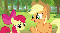 """Applejack """"it's just you and me"""" S9E10"""