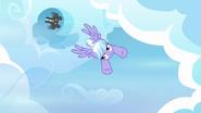 Cloudchaser flying 7