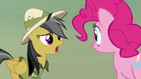 """Daring Do """"what if I cause more trouble?"""" S7E18"""