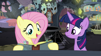 Fluttershy -the greatest feeling I've ever experienced- S7E20
