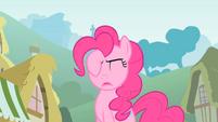 Pinkie Pie floppy ear S1E15
