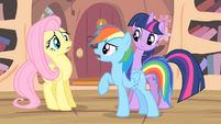 Rainbow 'You've used the Stare plenty of times...' S4E07