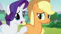 """Rarity """"Sometimes it's hard to see our friends change"""" S5E24"""
