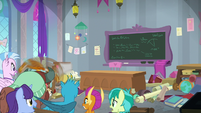 Rockhoof rolling to the left S8E21
