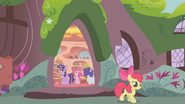 S01E09 Apple Bloom opuszcza bibliotekę