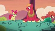 S05E17 Big Mac mówi do Apple Bloom