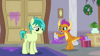 "Smolder ""did you tell them you did it?"" S8E16"