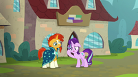 """Starlight """"on top of finding and solving"""" S8E8"""