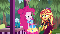 """Sunset """"what about seeing PostCrush"""" EGSBP"""