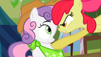 """Apple Bloom """"ONE! DAY!"""" S2E5"""