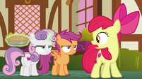 "Apple Bloom ""don't just stand there"" S9E23"