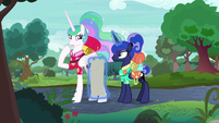 """Celestia """"how new and different"""" S9E13"""