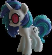 DJ Pon 3 - figurka z gazety Mój Kucyk Pony