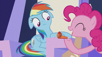 "Pinkie ""That's the spirit!"" S5E8"