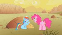 Pinkie Pie --Oh my gosh, so am I!-- S1E21
