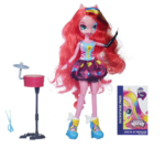 Pinkie Pie Equestria Girls Rainbow Rocks singing doll