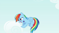 """Rainbow """"Let's see you beat that!"""" S4E18"""