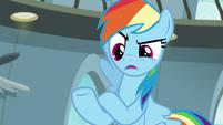 "Rainbow ""read the same series I did"" S9E21"