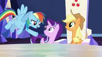 """Rainbow Dash """"and some kinda cool energy"""" S6E1"""