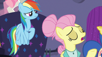 """Snooty Fluttershy """"if you don't mind"""" S8E4"""